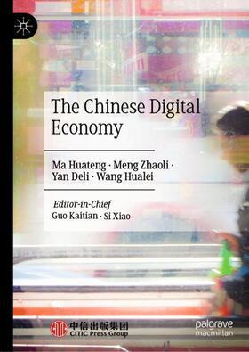 Huateng / Zhaoli / Deli   The Chinese Digital Economy   Buch   sack.de