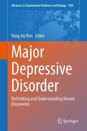 Kim   Major Depressive Disorder   Buch   sack.de