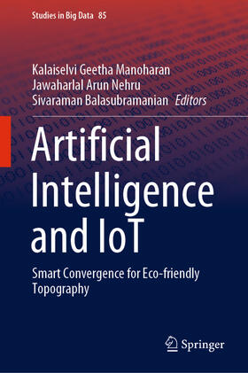 Manoharan / Nehru / Balasubramanian | Artificial Intelligence and IoT | Buch | sack.de