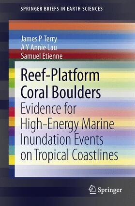Terry / Etienne / Lau | Reef-Platform Coral Boulders | Buch | sack.de